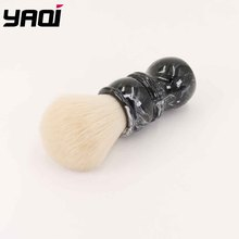 Yaqi Defect Handle Special Offer Shaving Brush With Cashmere Synthetic Hair Knot