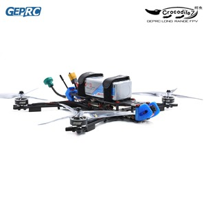 Image 4 - GEPRC Crocodil GEP LC7 PRO/GEP LC7 1080 315mm 7 Inch RC FPV Racing Drone Betaflight F4 50A Runcam Swift RC Drones FPV Quadcopter
