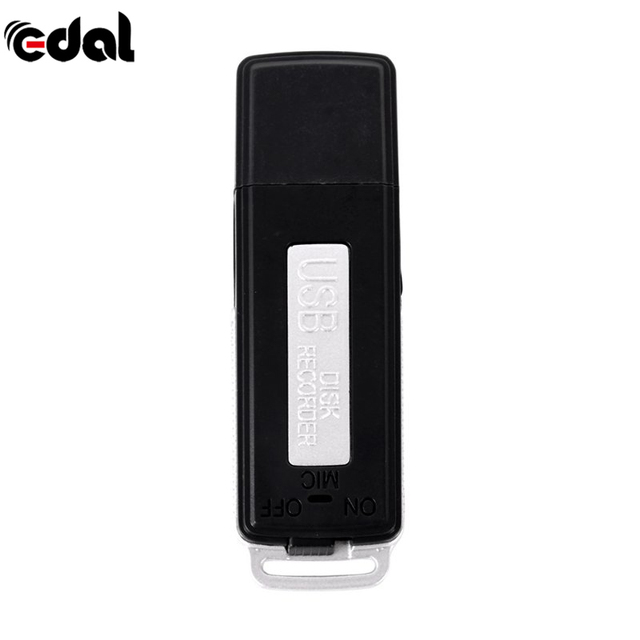 EDAL 2 in 1 Mini 8GB USB Pen Digital Audio Voice Recorder 1