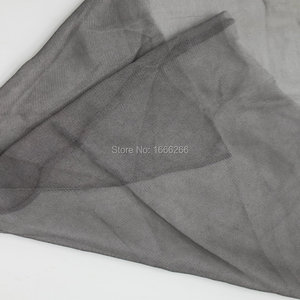 Home textile Fabric 100% silve
