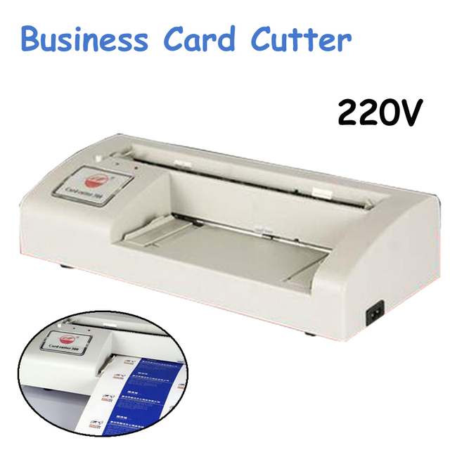 220v business card cutter electric automatic slitter paper card 220v business card cutter electric automatic slitter paper card cutting machine diy tool a4 and letter reheart Choice Image