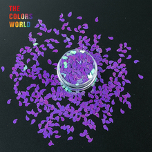 Pearlescent Indesce Color Waterdrops Shape for Nail Glitter nail art decorations makeup facepainting
