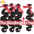 Rosa Hair Products Brazilian Virgin Hair Body Wave 7A Brazilian Human Hair Weave 4 Bundles Brazilian Body Wave Virgin Hair Sale