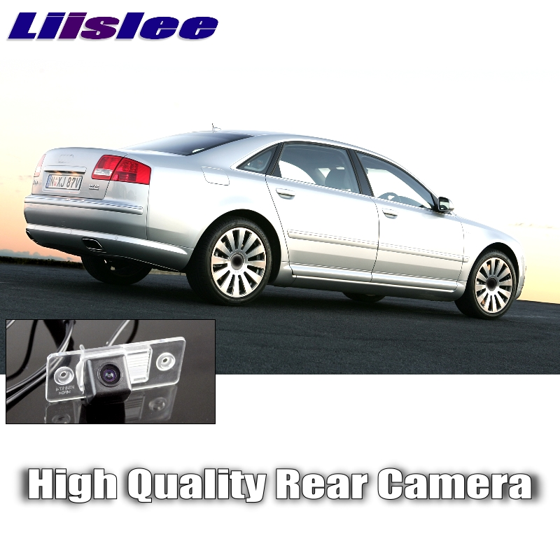 LiisLee Car Camera For Audi A8 A8L S8 D3 4E 2002~2007 High