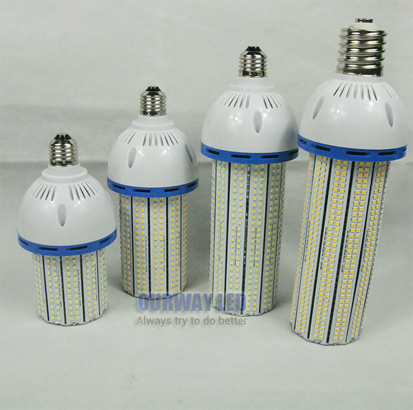Light weight Super Power LED Corn Light - Replace Metal Halide Lamp 20w 30w 40w 60w E27/E26/E40/E39 Edison Street/Garden Bulb 24pcs lot factory sell 20w 30w 50w corn led 80w e40 e39 e27 e26 corn lamp ul dlc led industrial bay light bulb 100w 120w 60w