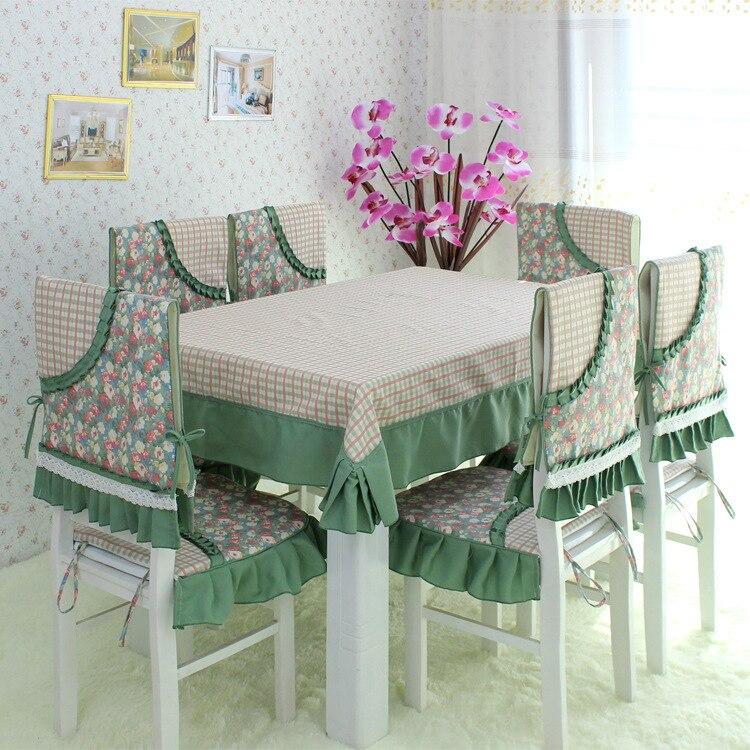 El cuadro de tela rectangular toalha de mesa retangular manteles