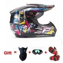 New mens casco capacete motorcycle helmet dirt bike atv motocross helmet off road racing moto helmet