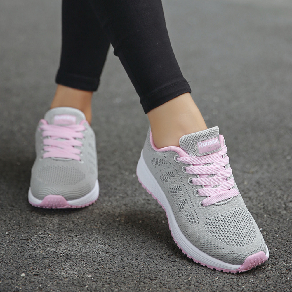 Perimedes Women Fashion Mesh Round Cross Straps Flat Sneakers Running Shoes Casual Cuir Marques Luxe Shoes Zapatos De Hombre#g25