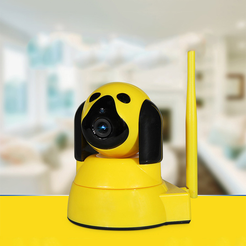 wireless Baby monitoring monitor Wireless surveillance camera Care instrument Remotely Household Mini cam Wifi camera