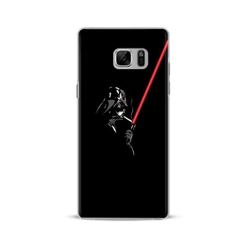 Darth Vader Star Wars Phone Case Cover For Samsung Galaxy S4 S5 S6 ...