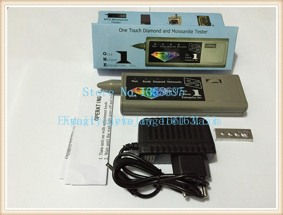 Outils de bricolage Portable détecteur de diamant Moissanite sélecteur bijoux diamant et Moissanite testeur