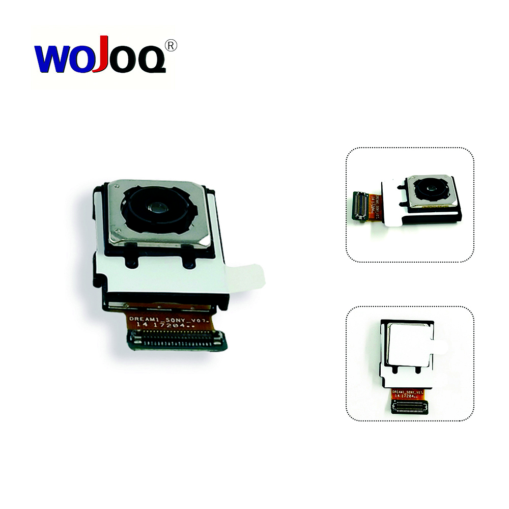 WOJOQ New Back Rear Camera For Samsung S8 G950 G950U G950F S8 Plus G955 Big Camera Flex Cable Replacement Free shipping