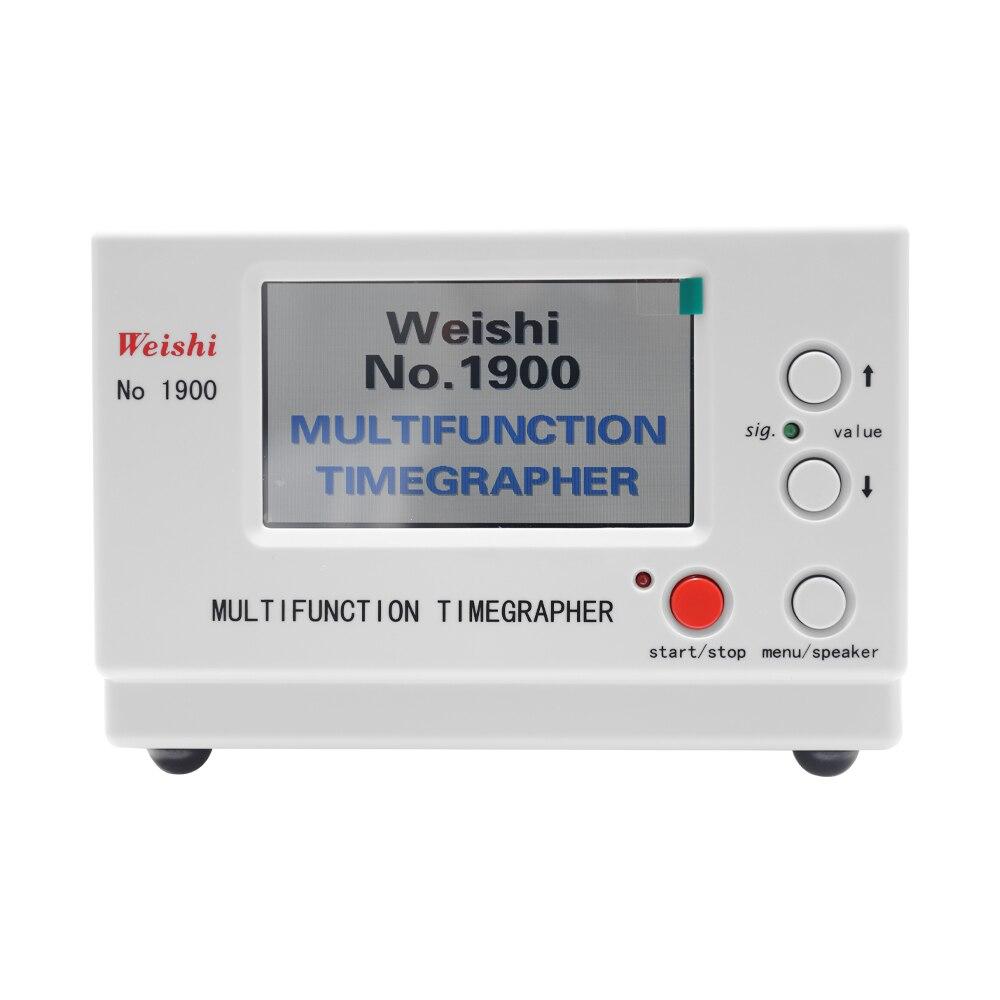 NO. 1900 weishi meccanico guarda timing macchina multifunzione timegrapher vigilanza tester strumento di riparazione