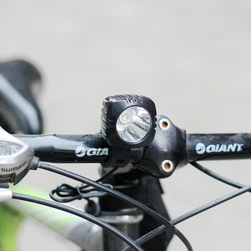 yupard Bicycle Light 3 Mode XM-L T6 LED cycling Front Light Bike lights Lamp Torch + Waterproof Battery Pack + Charger waterproof usb cycling headlamp 8000 lumens xm l t6 led front bicycle bike light 4x18650 battery pack charger rear light