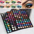 252 Color Eye Shadow Cosmetic Shimmer Matte Eyeshadow Colorful Set Kit