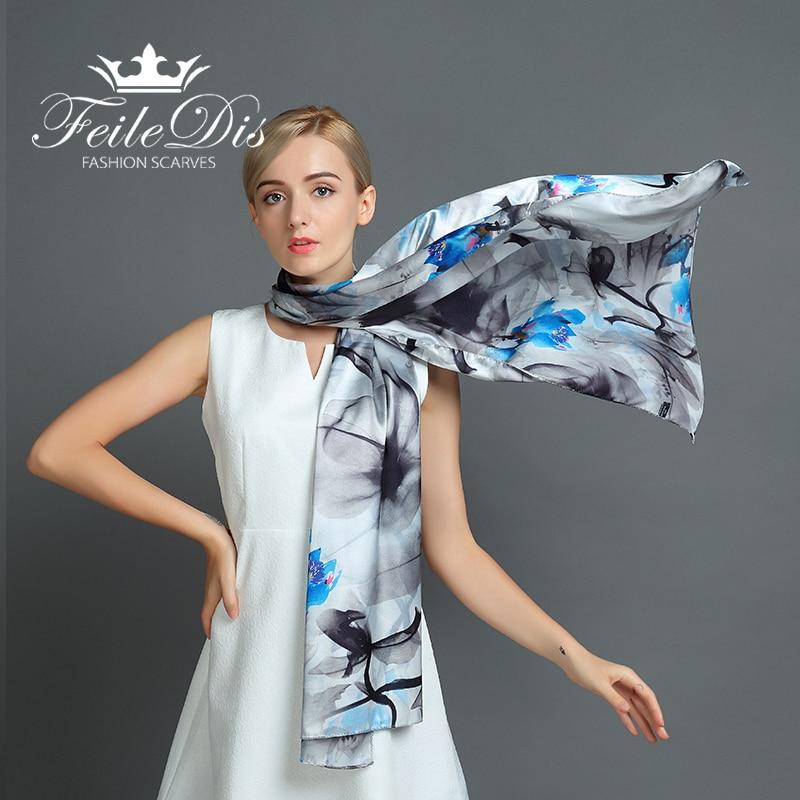 [FEILEDIS] 2017 Μαντήλι μοτίφ μαντήλι μόδας Μαντήλι πολλαπλών χρήσεων διπλής όψης αντικατάσταση μαντήλι σειρά FD021