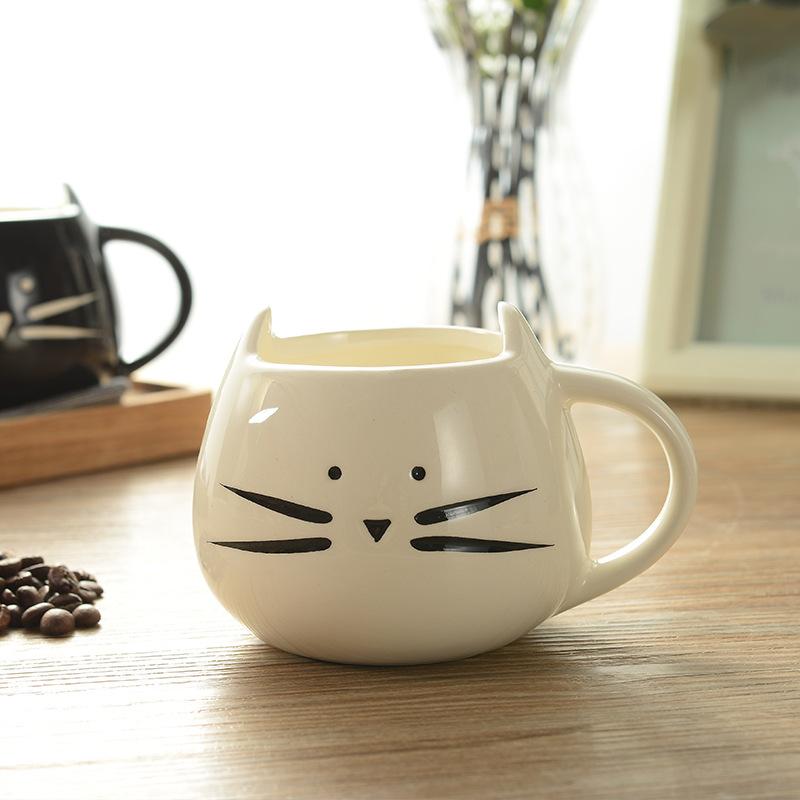 Online get cheap gato taza de cerámica  aliexpress.com ...