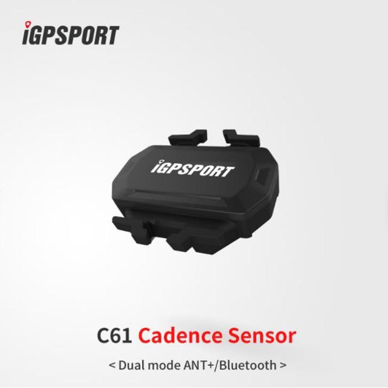 ANT + e Sensore di Cadenza Senza Fili di Bluetooth per GARMIN Edge 520 Bryton GPS Cycling Computer compatibile iGS10 iGS50E iGS618