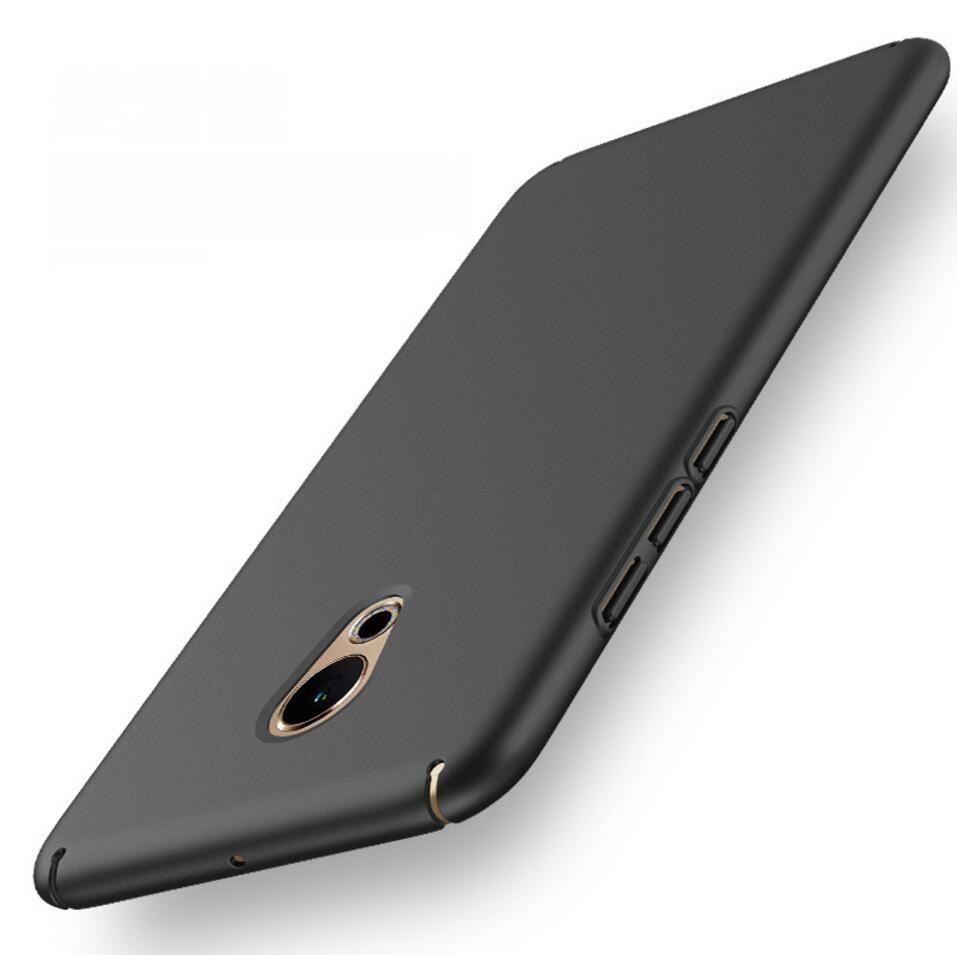 360 полная защита Meizu Pro 6 Pro6 чехол Ultra Thin Slim Fit Твердый переплет шелковистой матовый чехол для Meizu Pro 6 S 6 pro6s случае кожи