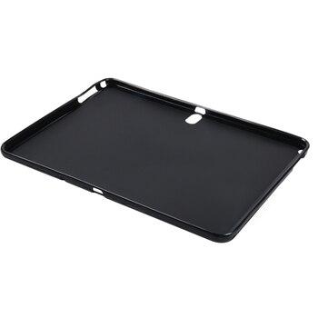 Del Silicone Astuto Tablet Copertura Posteriore Per Samsung Galaxy Note 10.1 2014 P600 P601/pro Tab 10.1 T520 T521 Antiurto cassa del respingente