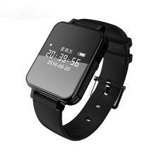 Vandlion Digital Voice Recorder Orologio Da Polso Wristband Affari Registrazione Audio Dittafono MP3 Lunga Durata Della Batteria Registratore di Suoni
