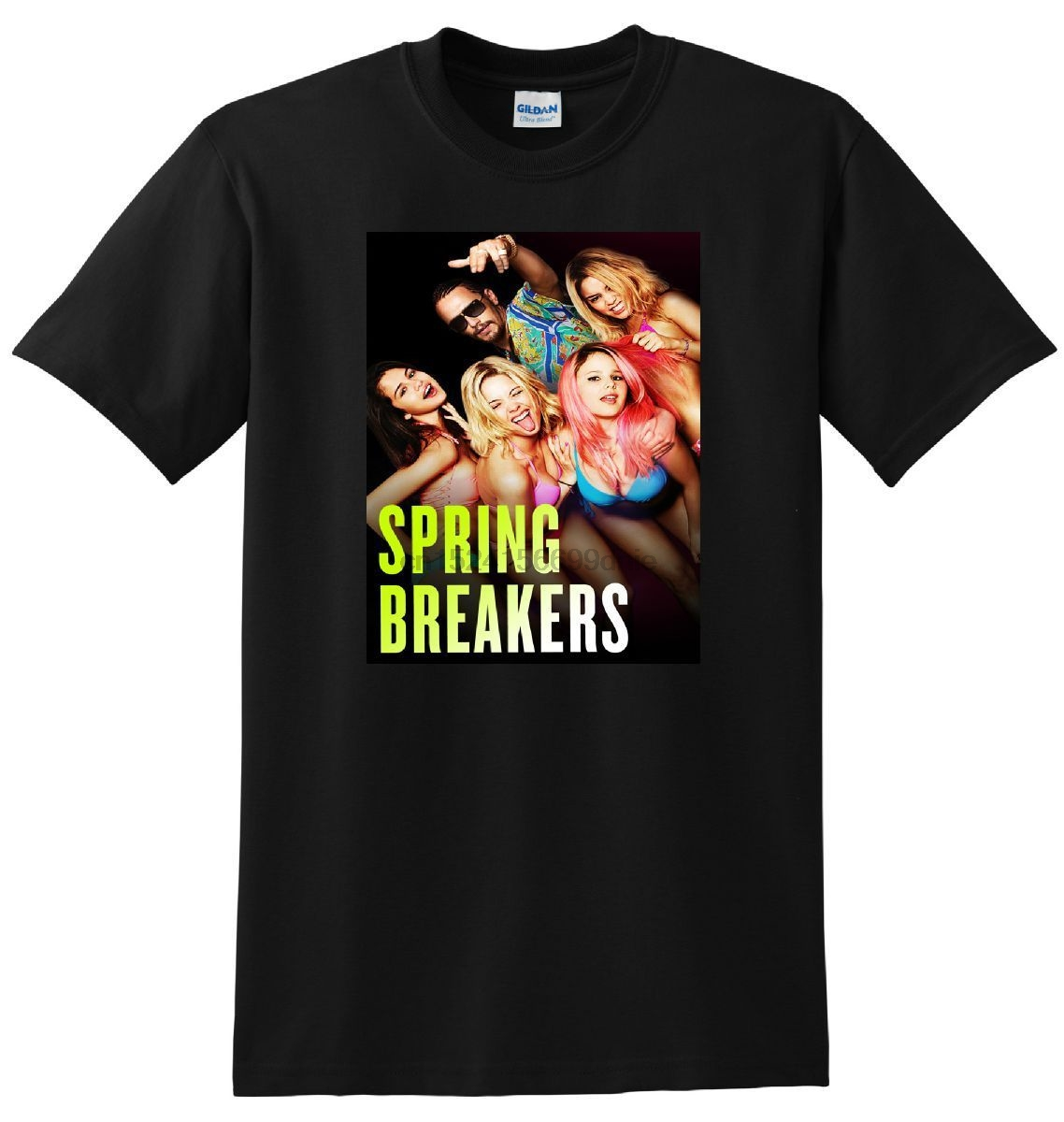New Spring Breakers T Shirt Movie Small Medium Large