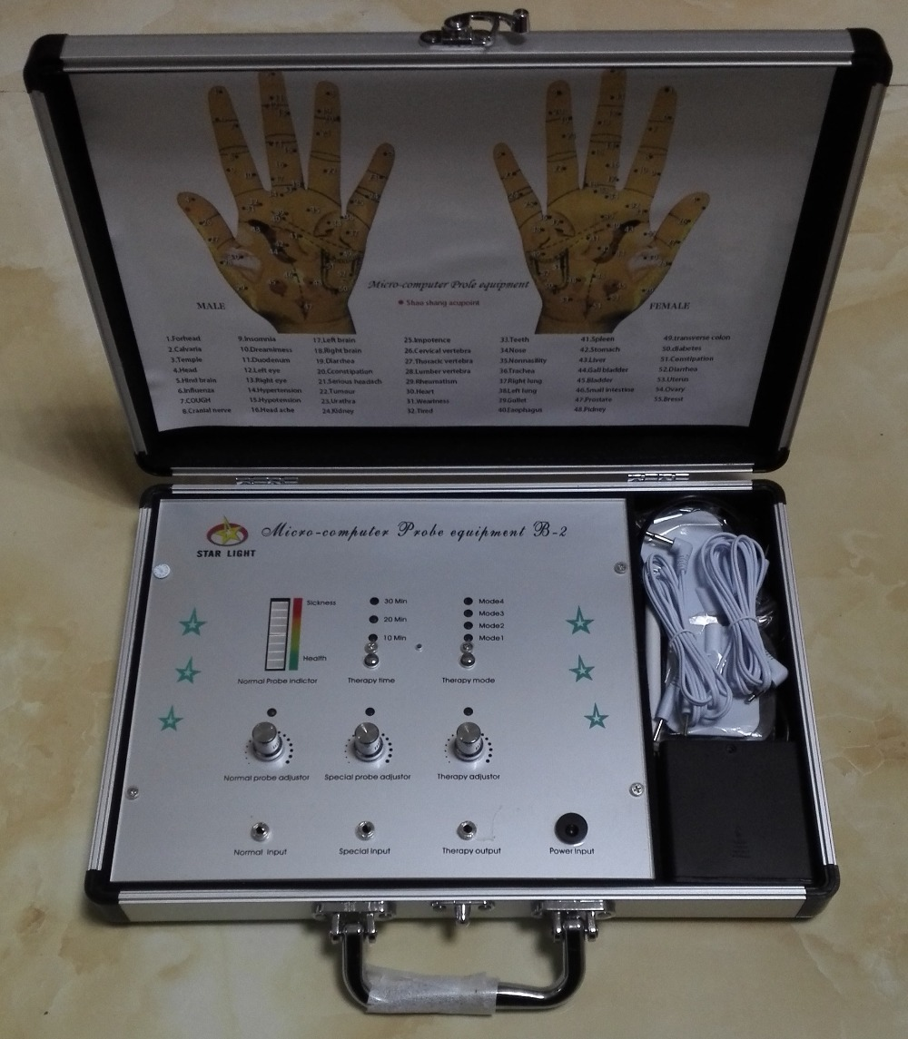 hand analyzer