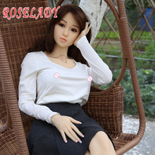 Top quality real silicone sex dolls 148cm japanese lifelike love doll, real girl sex dolls, oral sex toy for men