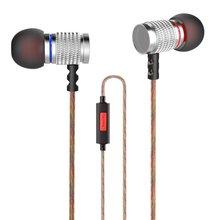KZ EDR2 Bass En la Oreja los Auriculares de Metal Clear Sound Music Wired Auriculares Hifi Entusiasta de Uso Especial Earburd