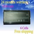 Jigu caliente pro50 90-nlf1b2000y a32-f5 a32-x50 f5c f5gl f5z x50z x59gl 6 celdas de batería portátil