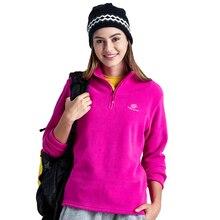 Tectop Autumn Winter Thermal Fleece Jacket Outdoor Windproof Camping Hiking Hunting Overcoat for Men and Women Plus Size S-XXXL