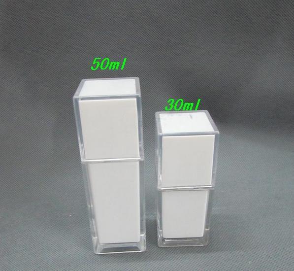 30ml 50ml white acrylic cosmetics packing bottle,press emulsion/lotion bottle лучшие музеи музеи флоренции cdpc