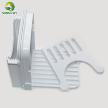 Bread Slicer Loaf Toast Cutter Leveler Guide Cutting Slice Fixator Tools 4 Thickness Mold For Baking Kitchen