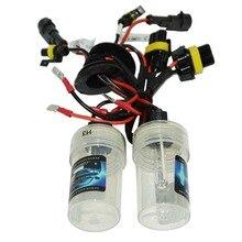 Safego AC 12V 35w 자동차 hid 크세논 헤드 라이트 전구 교체 H1 H3 H4 h7 H8 H9 H11 9005 9006 HB3 HB4 9004 7 6000k 자동 조명 램프