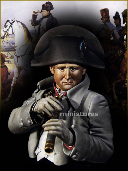 US $17 16 9% OFF| 1/10 Resin bust model kit Models Napoleon history figures  231-in Model Building Kits from Toys & Hobbies on Aliexpress com | Alibaba