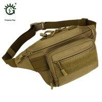 Hot Protector Plus New Camouflage Waist Bag Water Repellent Fanny Pack Big Waist Belt Bag Travel