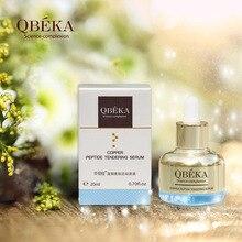 QBEKA Copper Peptide Tendering Serum Anti Aging Vitamin C Skin Care Facial Essen