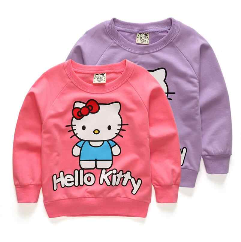 717ee7b1e52e Detail Feedback Questions about Brand Baby Kids Girls Hoody Tops ...