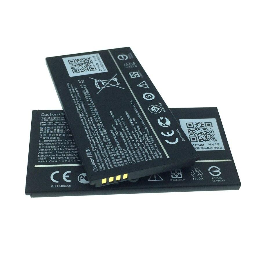 Wisecoco C11P1404 B11P1415 1600 mAh Batterie Für ASUS ZenFone 4 A400CG ZenFone Gehen 4,5 ZC451TG Z00SD Batterie Mit Spurhaltungszahl