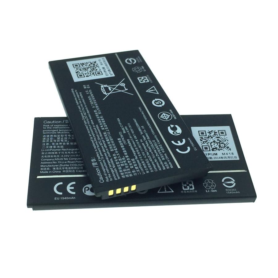 Wisecoco C11P1404 B11P1415 1600 mAh batería para ASUS ZenFone 4 A400CG ZenFone Go 4,5 ZC451TG Z00SD batería con número de seguimiento