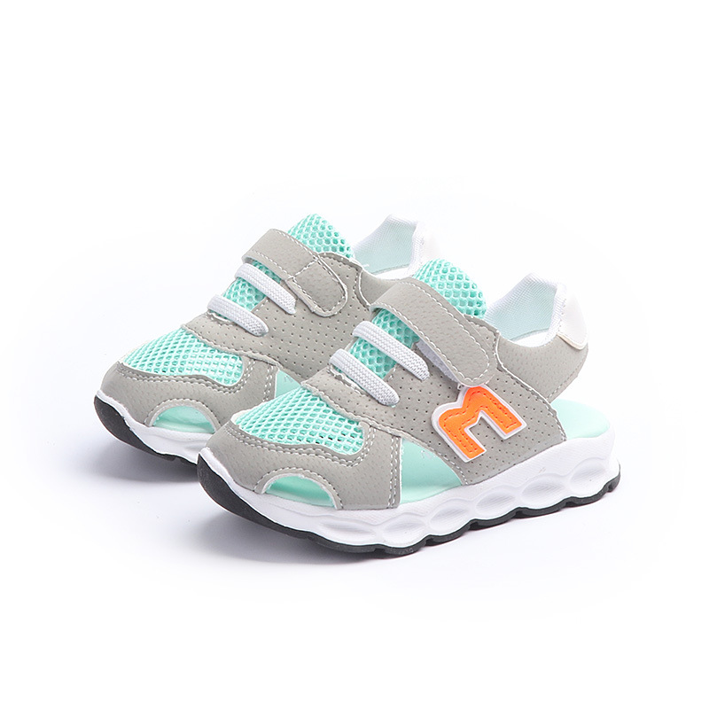 2018 Newest fashion M cool baby shoes soft comfortable toddlers girls boys sneakers excellent top fashion baby first walkers