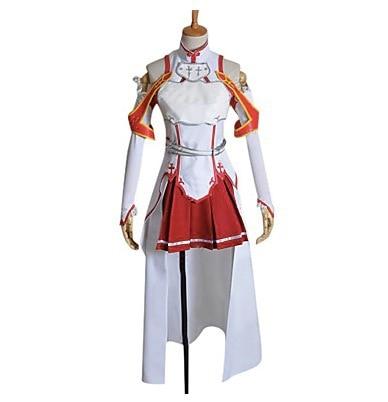 """""""Cosplay"""" kostiumas įkvėptas kardo meno internete Asuna Yuuki"""