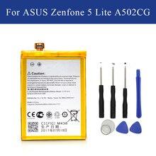 Новый телефон Батарея C11P1410 для Asus Zenfone 5 Lite a502cg 2420/2500 мАч с tool kit + отслеживания