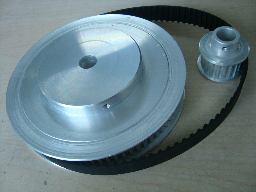 28-T5-15 t5 pulley 50-T5-15 timing belt pulley with 15mm width and 350-T5-15 timing belt sell by one pack древпром стул древпром скалли 765 капитон черный t5 r fso0
