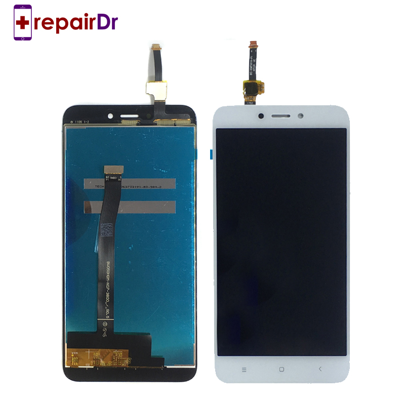 Tested AAA For Xiaomi Redmi 4X LCD Display Touch Screen Digitizer Assembly Replacement With Frame For Xiaomi Redmi 4X 4 Lcd in Mobile Phone LCD Screens from Cellphones Telecommunications