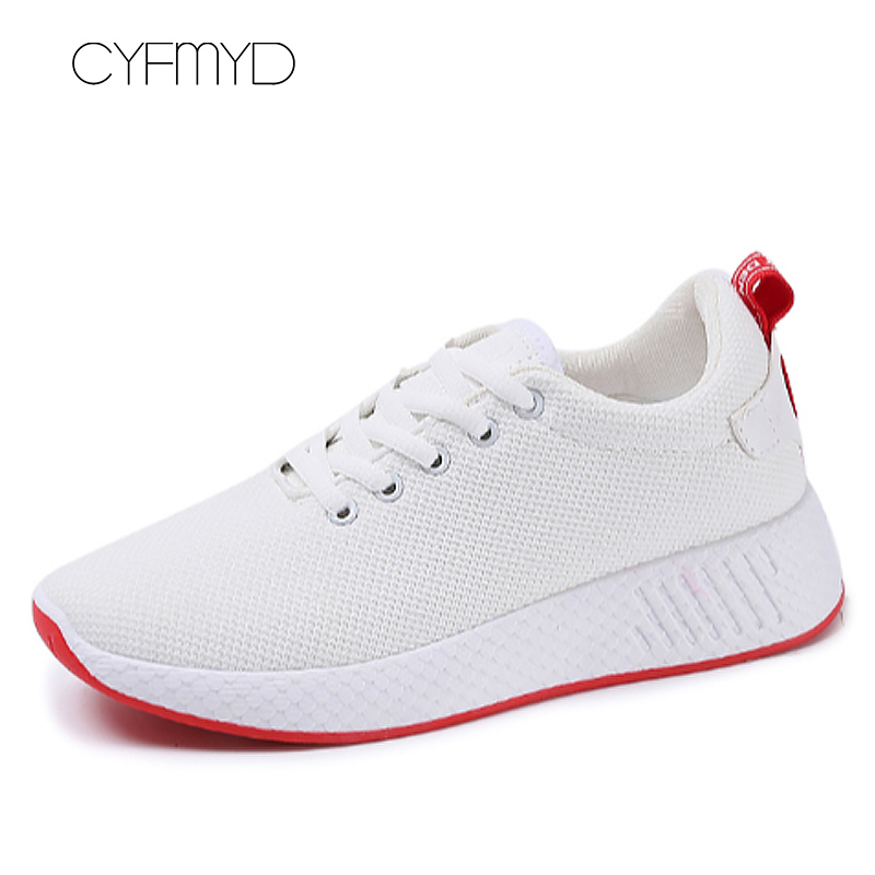 ce49f81ecaa ... Air mesh breathable shoes lace-up shoes woman solid cotton fabric women  sneakers sewing wedges ...