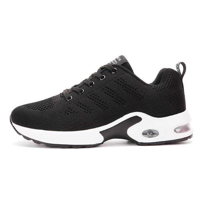 Новый типичный Стиль Для женщин обувь кроссовки прогулочные кроссовки решетки, сетки кроссовки мягкие Быстрая бесплатная доставка