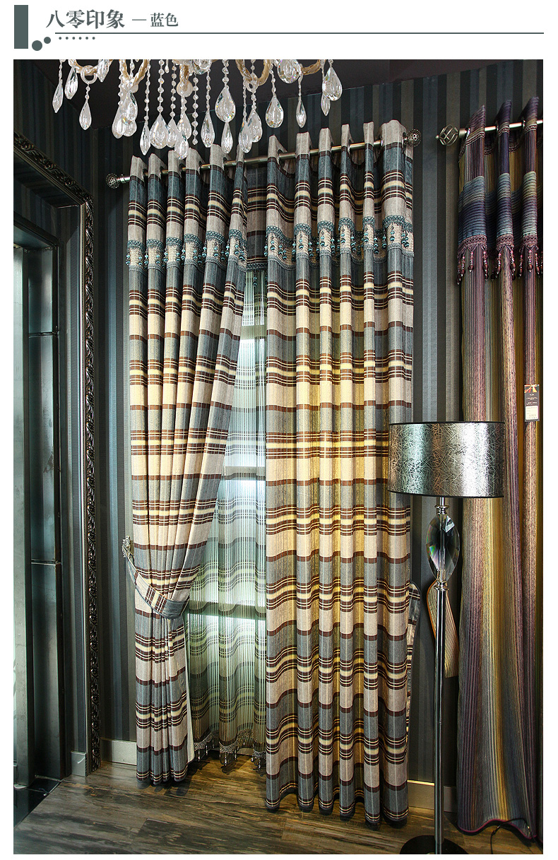 Striped Bedroom Curtains Popular Striped Bedroom Curtains Buy Cheap Striped Bedroom