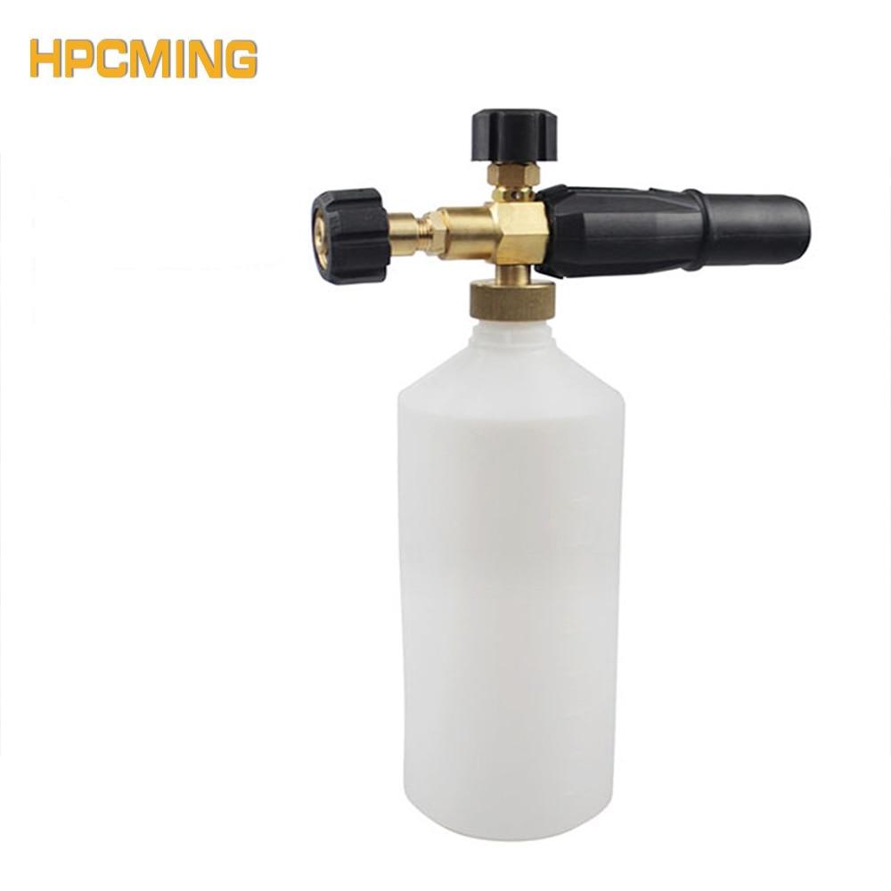 2018 Top Fashion New Gs Generator Foam Nozzle High Pressure Gun For Karcher Hd Washer Car (cw037)