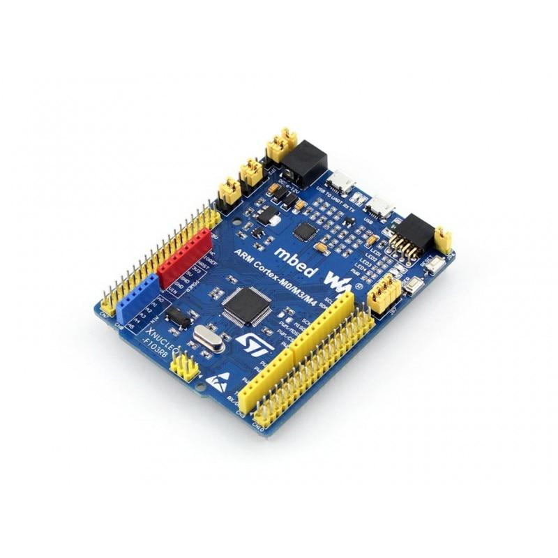 STM32 STM32F103RBT6 32 Bit ARM Cortex M3 Development Board Compatible With Original NUCLEO-F103RB